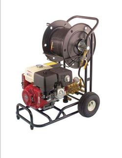 Gas Sewer High Pressure Water Jetter